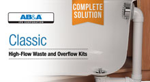 AB&A™ Classic High-Flow Waste & Overflow Series